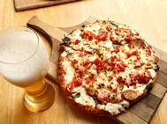 Everyday Essentials Series: Homemade Pizza & Gelato
